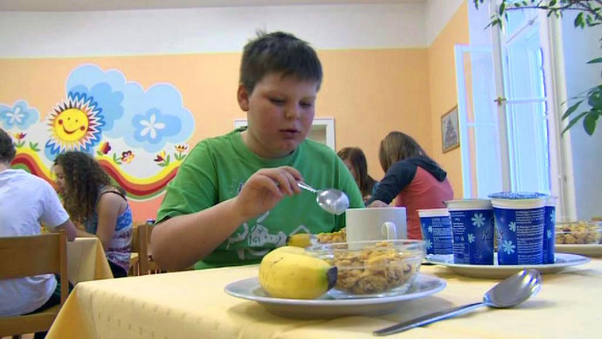 Děti a stravování