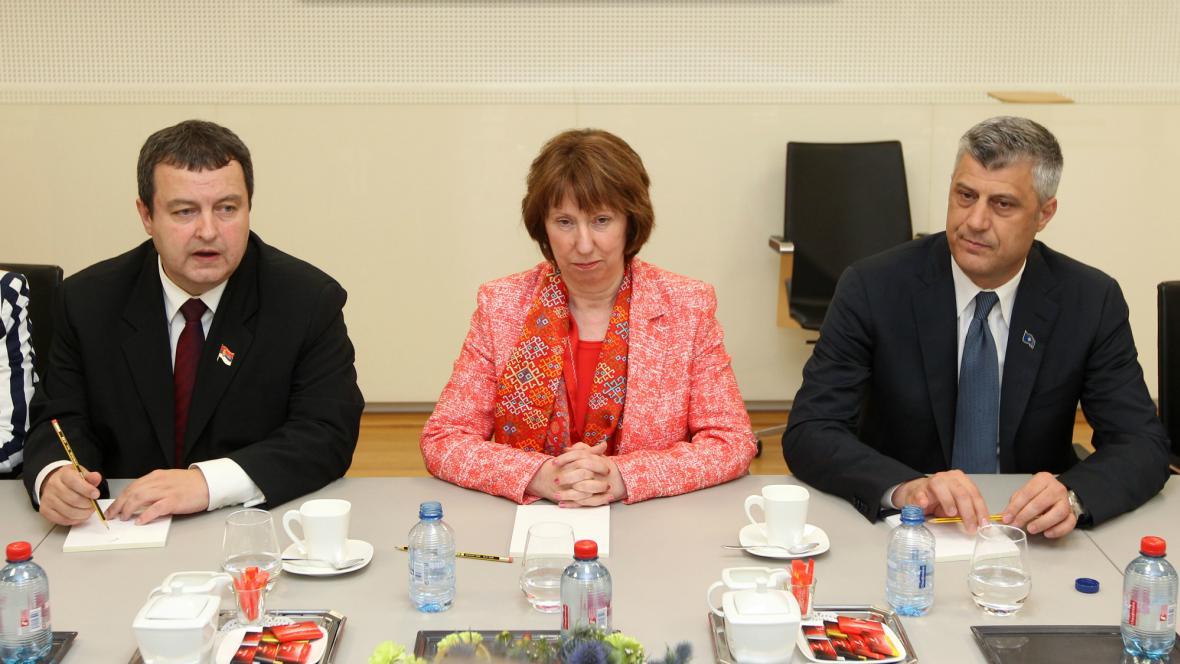 Srbsko a Kosovo se dohodly na urovnání vztahů