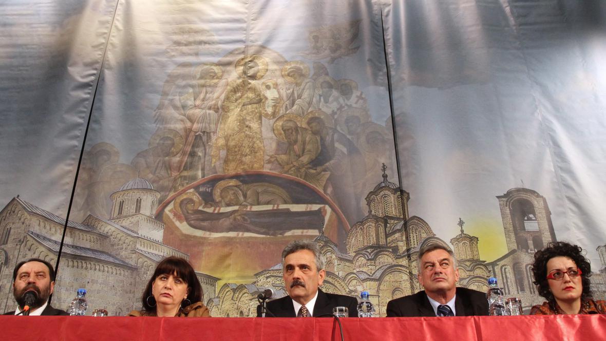 Jednání Srbska v Bruselu