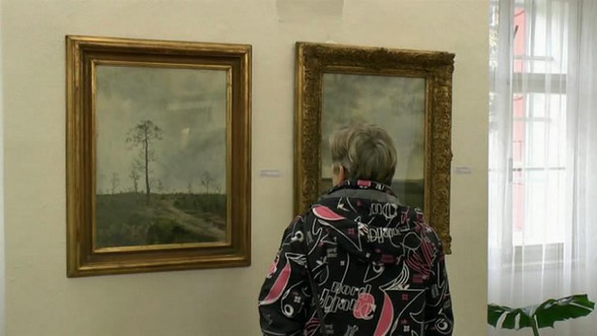 Výstava Františka Kavána