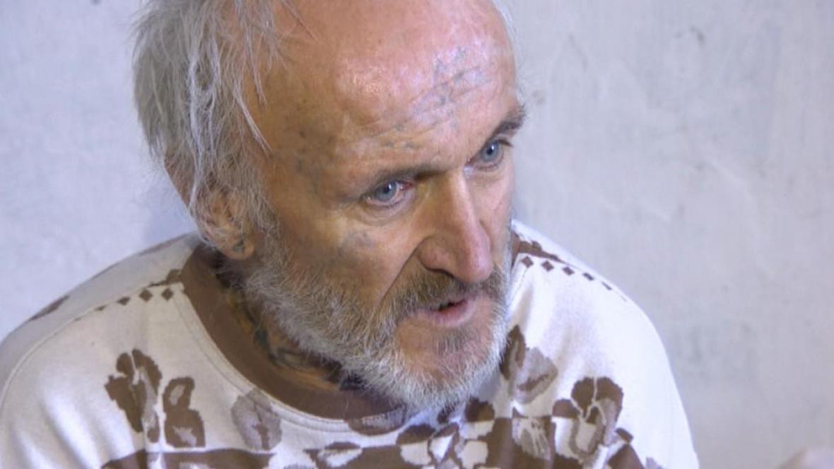 Jaroslav Šeda má díky Petru Mirčevovi střechu nad hlavou