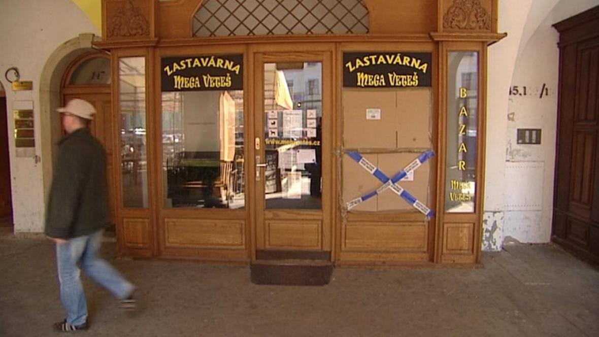 Obchod, ve kterém byla týraná zvířata