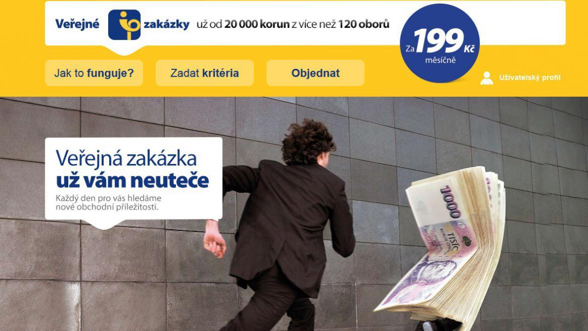 Portál i-verejnezakazky.cz
