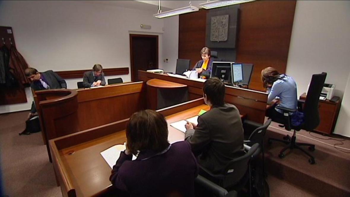 Jednání u soudu