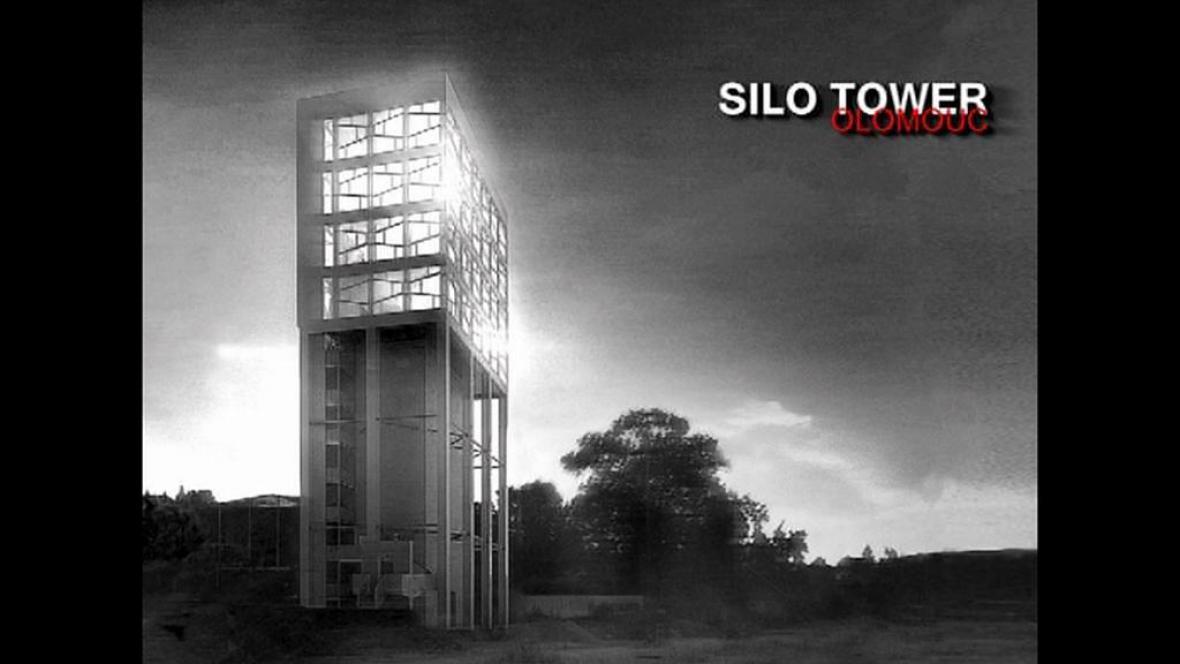 Vizualizace projektu Silo Tower