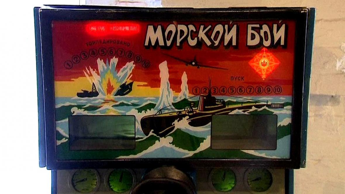 Sovětské automaty