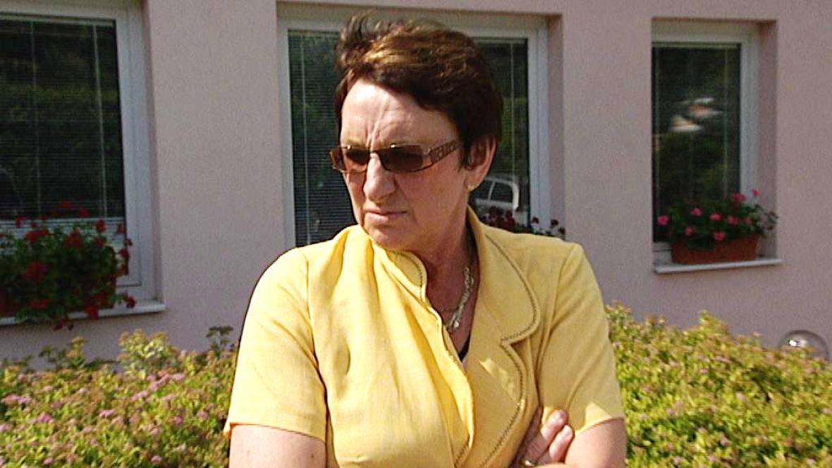 Majitelka stavební firmy FISA Ivana Salačová