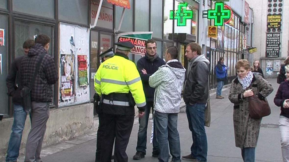 Strážníci