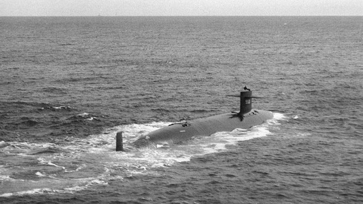 USS Thresher (SSN-593)
