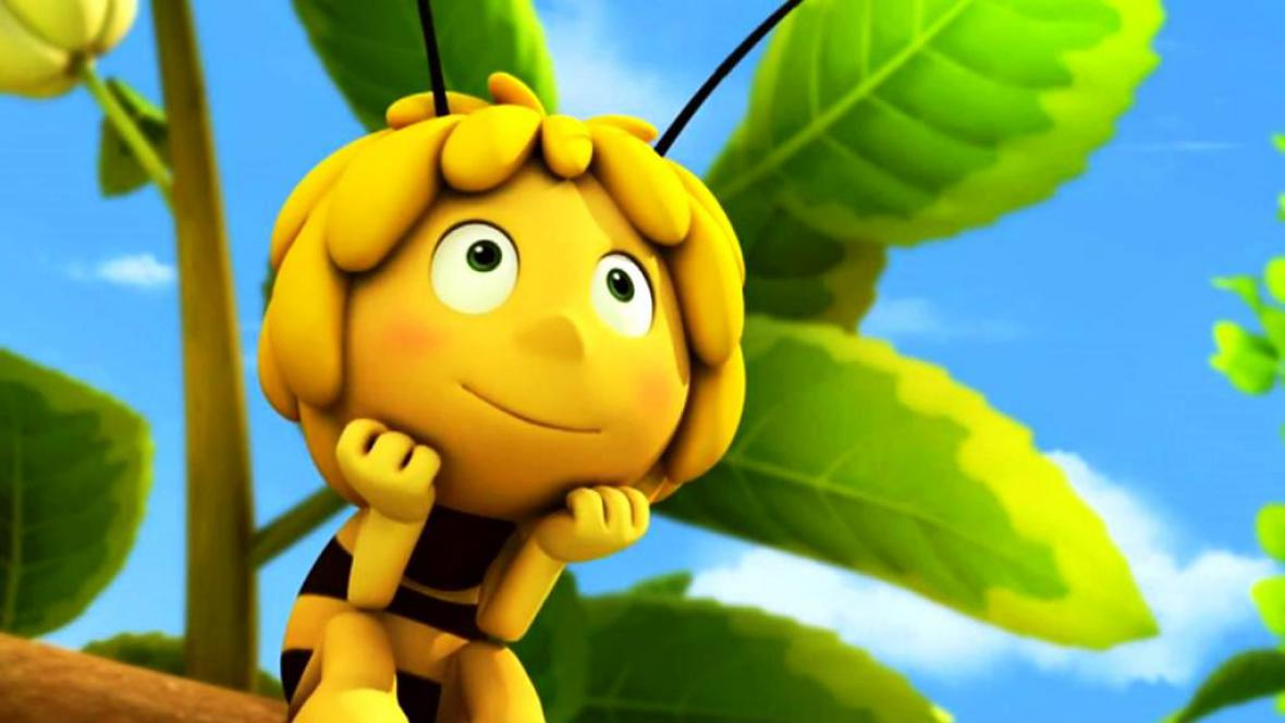 Včelka Mája ve 3D animaci