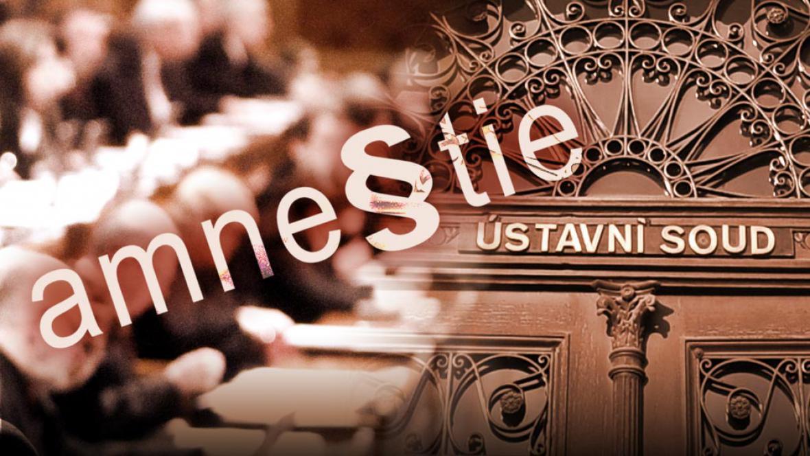 Amnestie u Ústavního soudu
