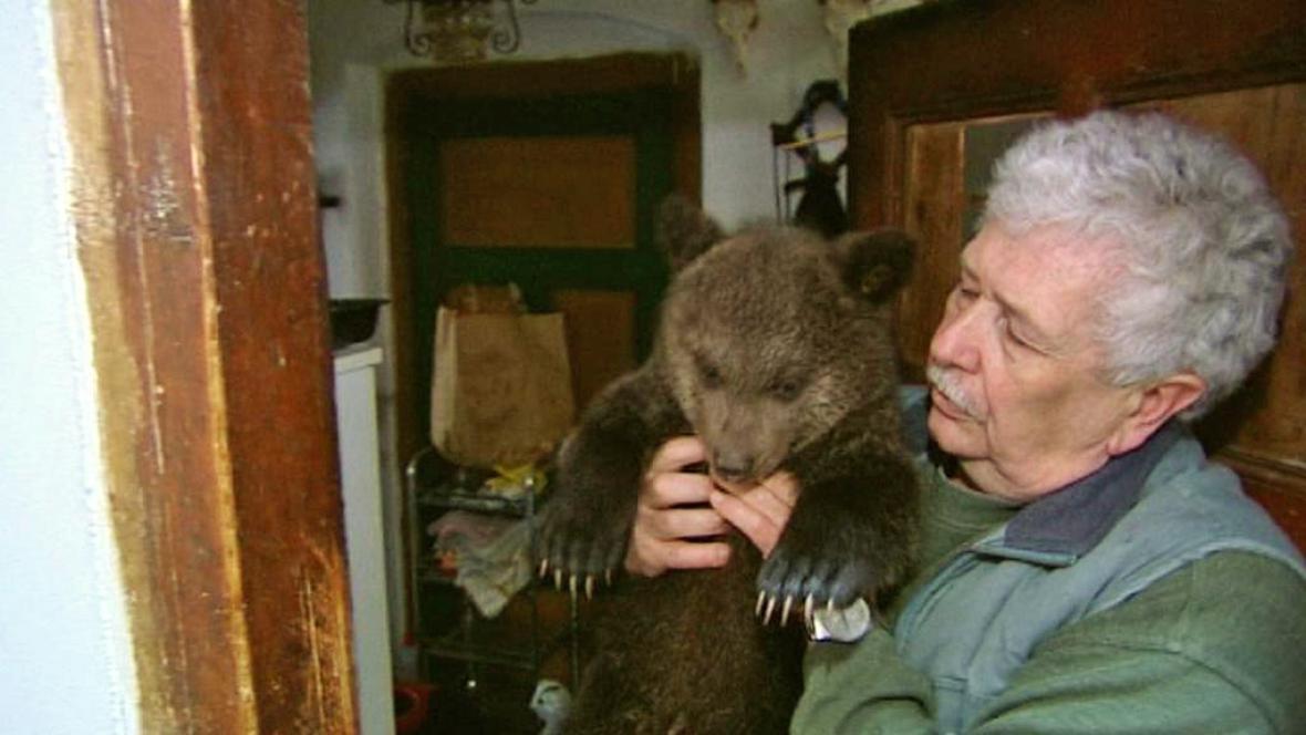 Václav Chaloupek chystá nové natáčení s medvědy