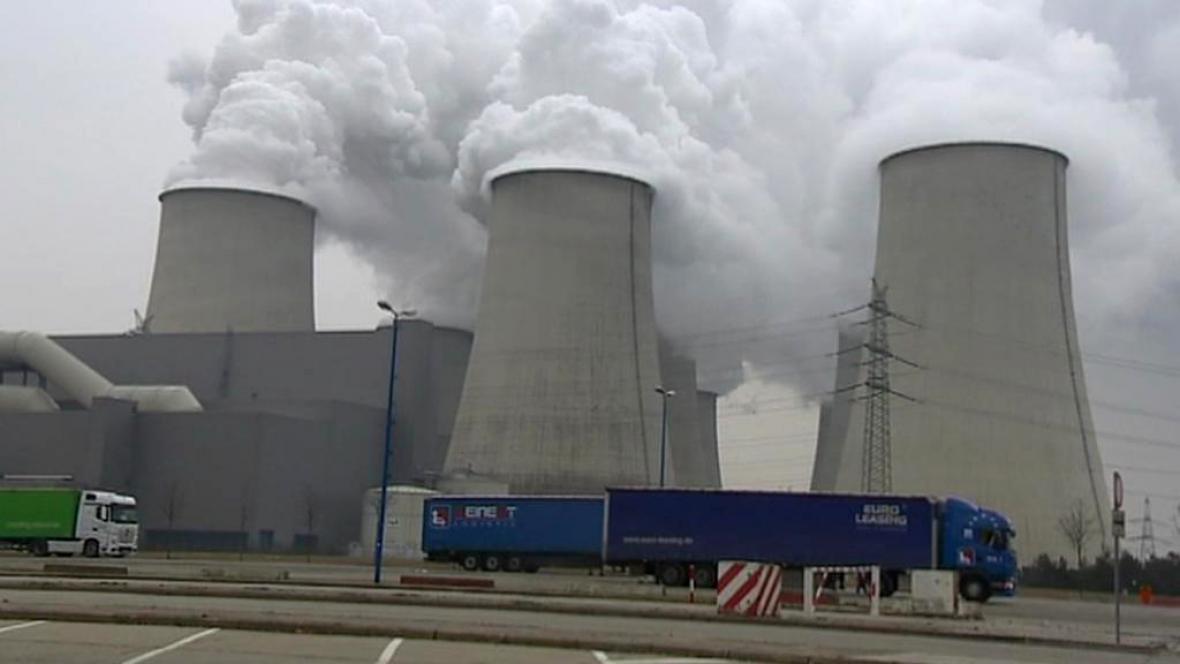 Tepelná elektrárna v Jänschwalde