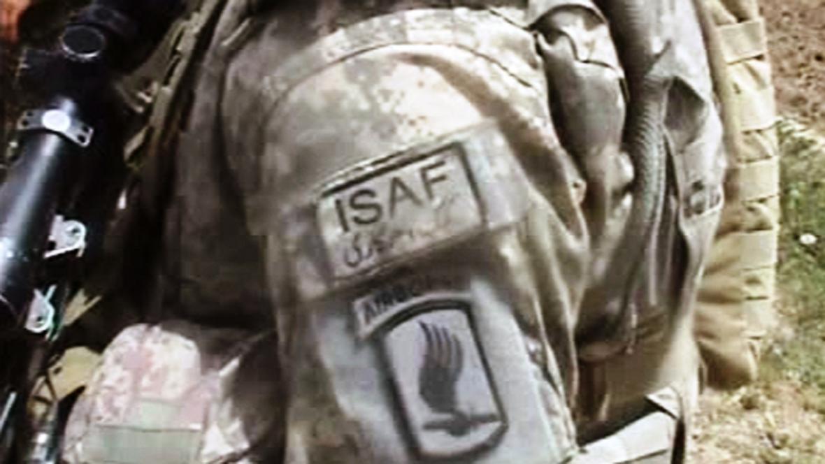 Jednotky ISAF