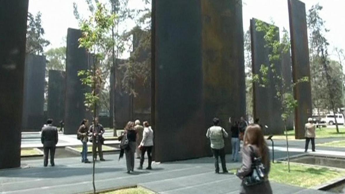 Památník obětem drogového násilí