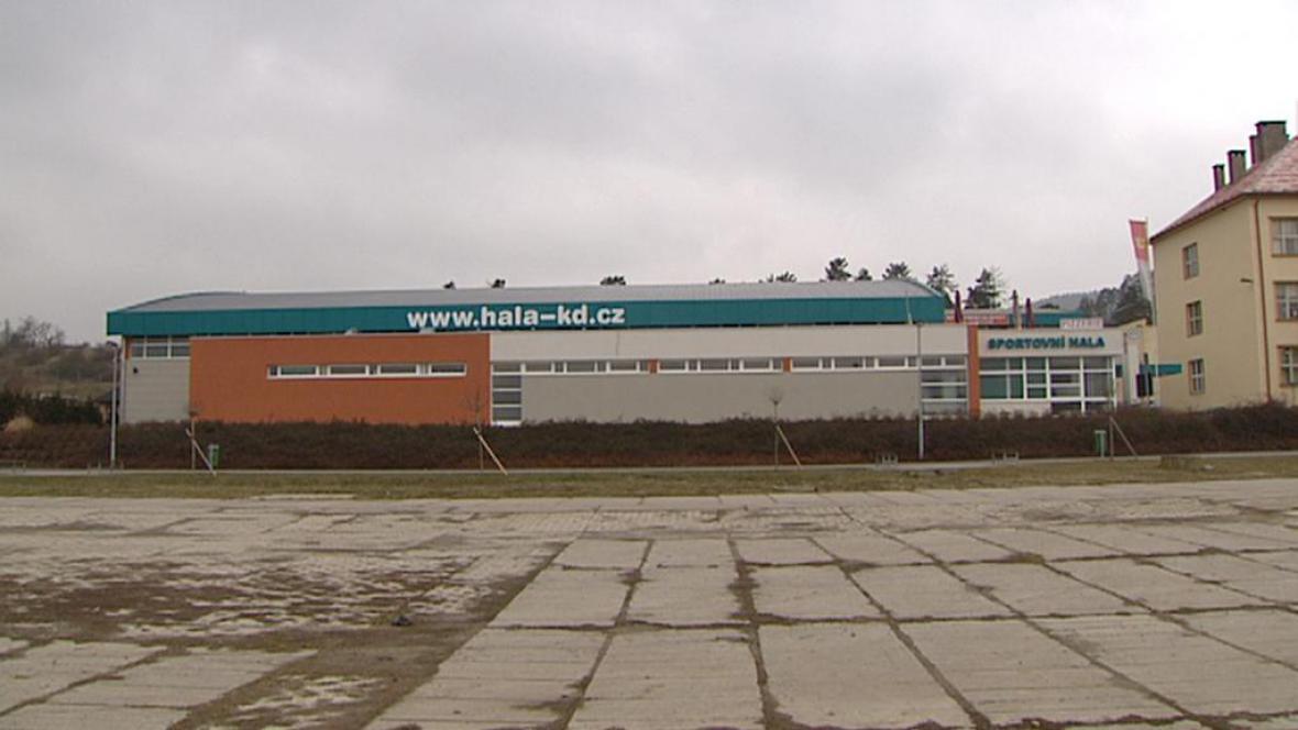 Královodvorská sportovní hala