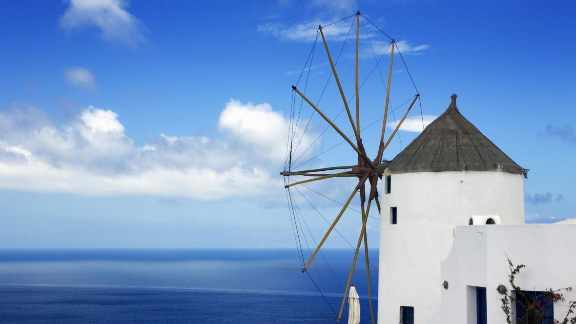 Dovolená v Řecku