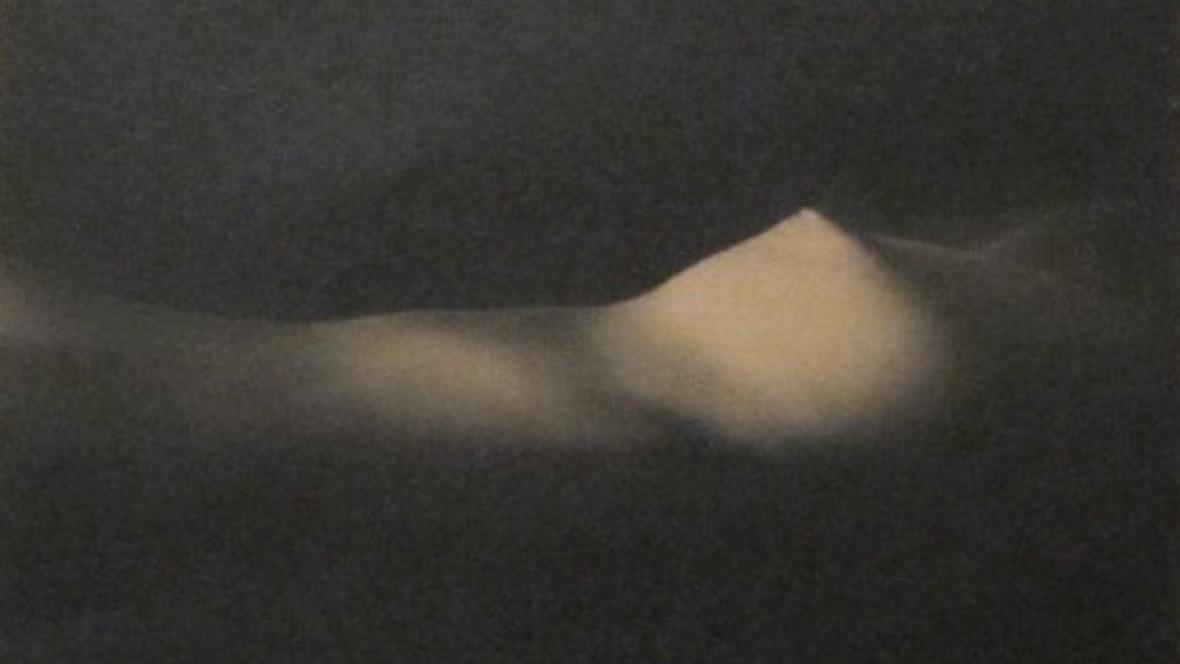 František Drtikol / Sněžná vlna (1938)