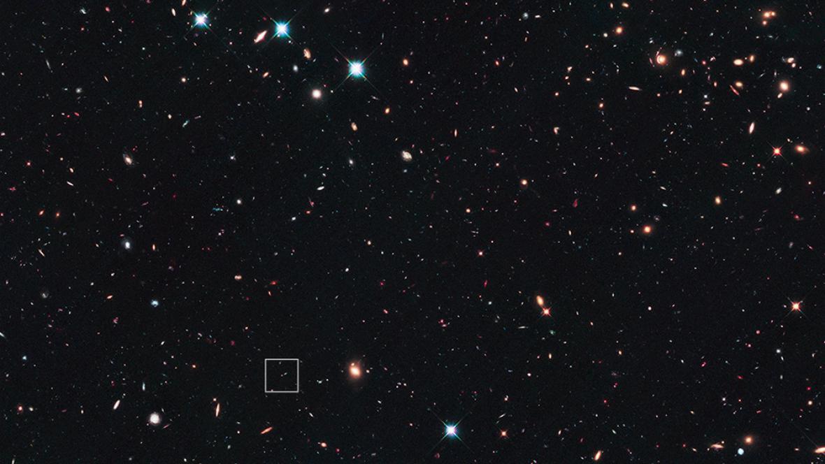 Hubbleův teleskop našel dosud nejvzdálenější supernovu