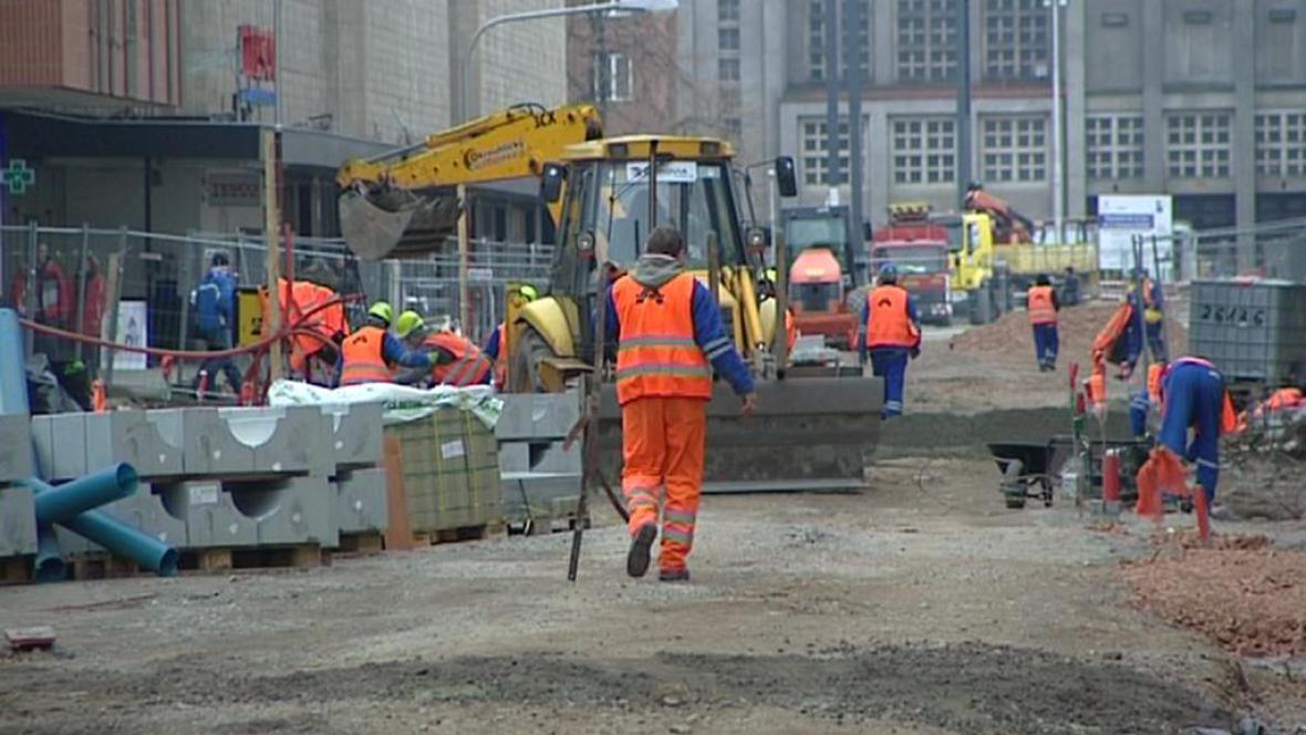 Rekonstrukce ulic