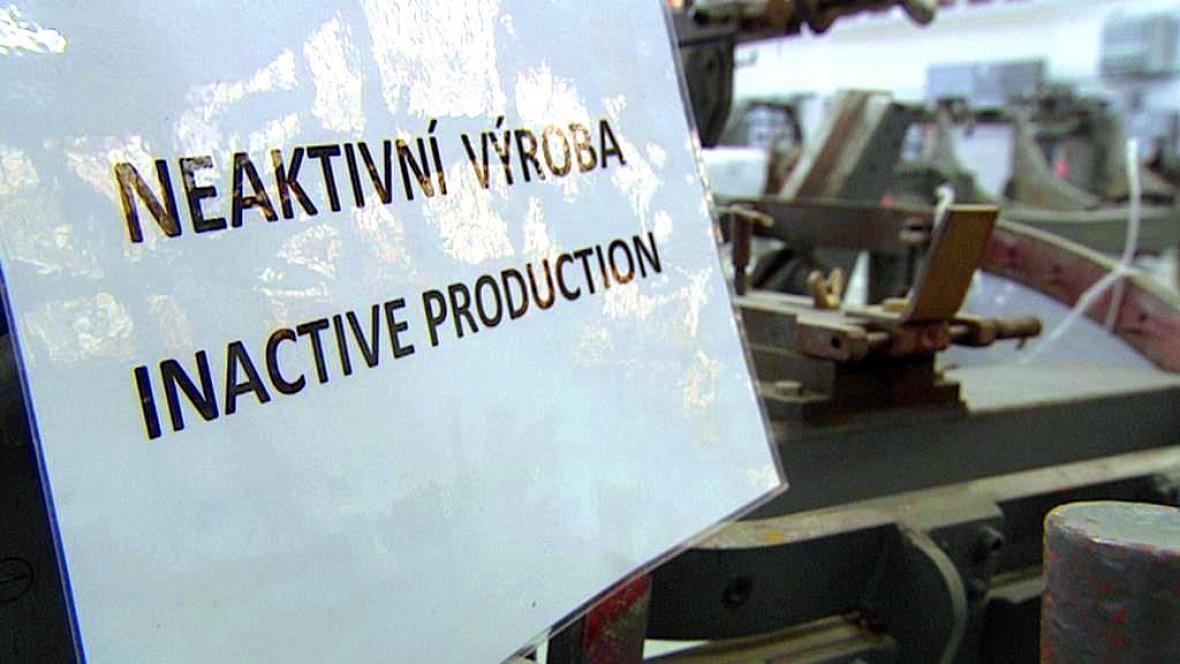 Aero Vodochody čeká na spuštění výroby