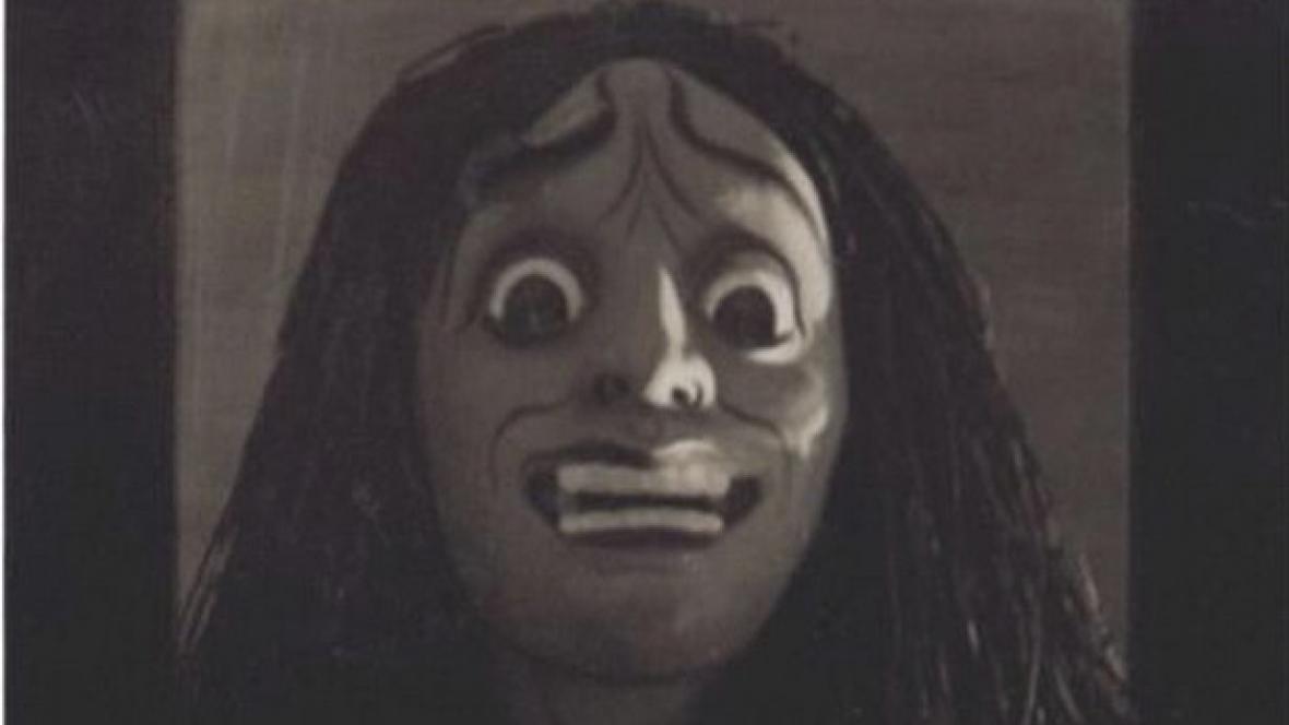 Tanečnice Hedy Pfundmayr jako Elektra