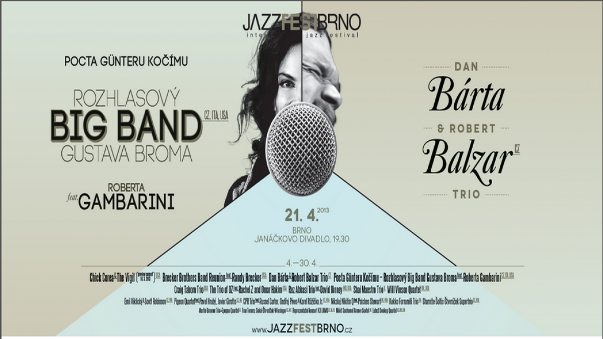JazzFestBrno 2013