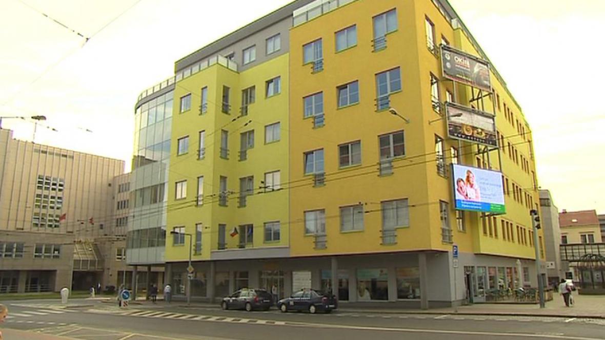 Budova ROP Severozápad