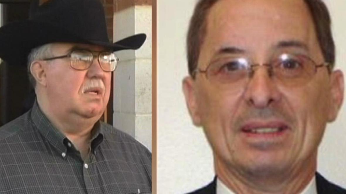Zavraždění prokurátoři - Mike McLelland a Mark Hasse