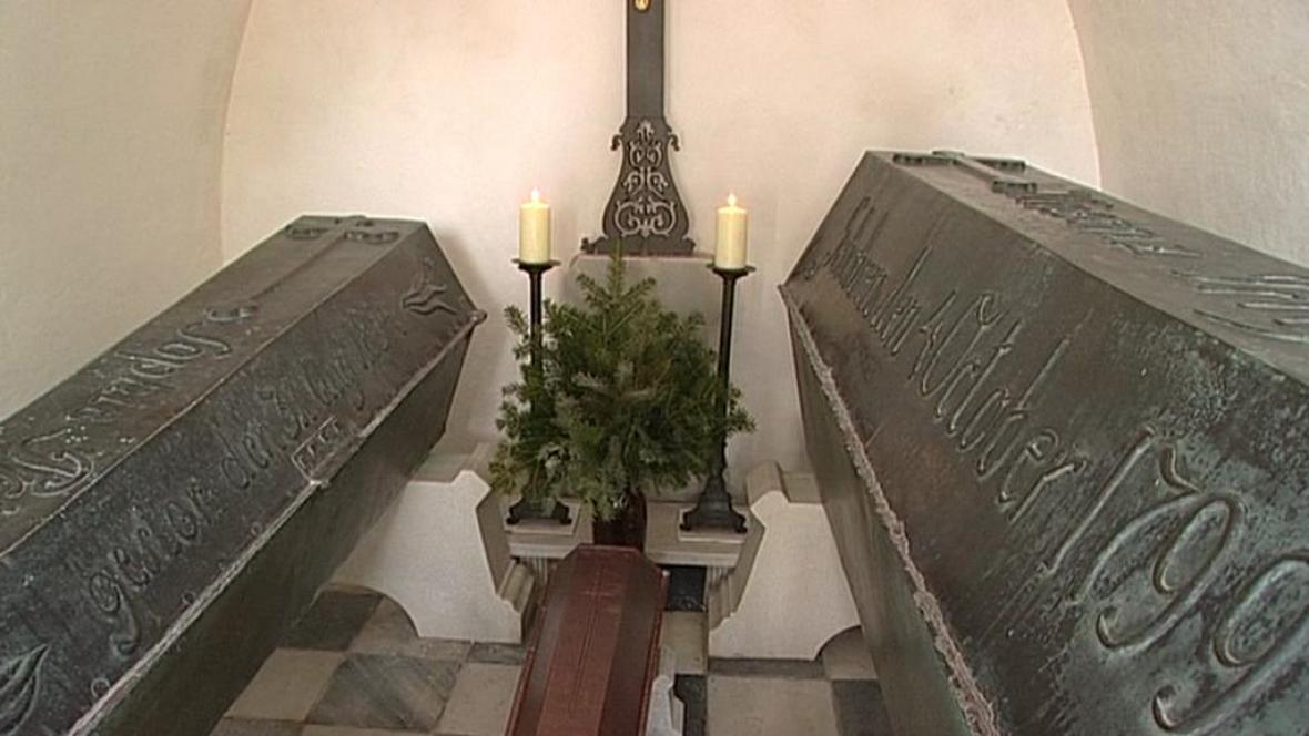 Priessnitzova hrobka