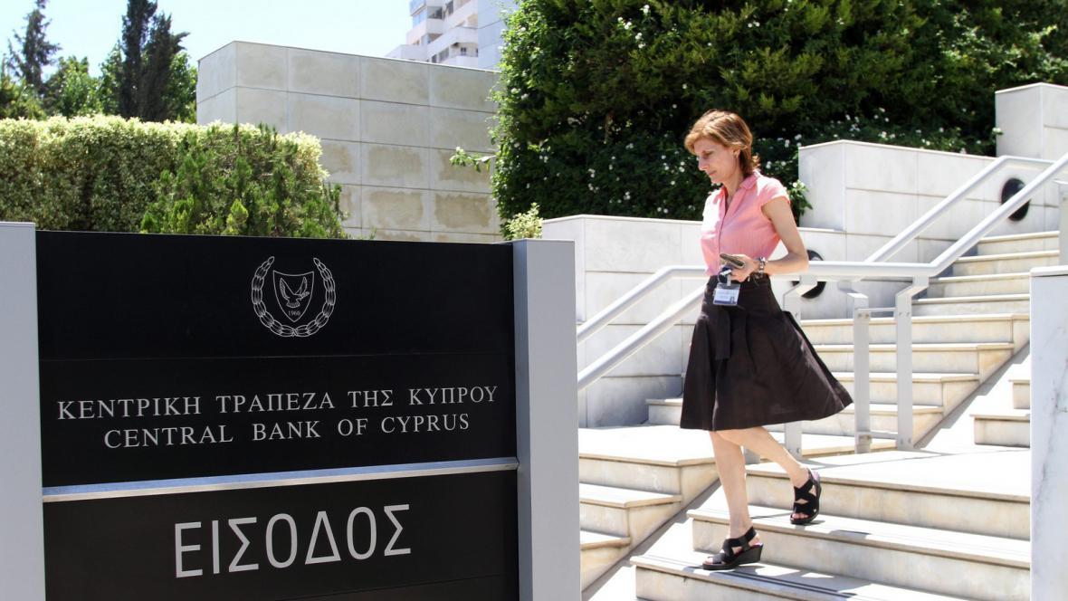 Kyperská centrální banka