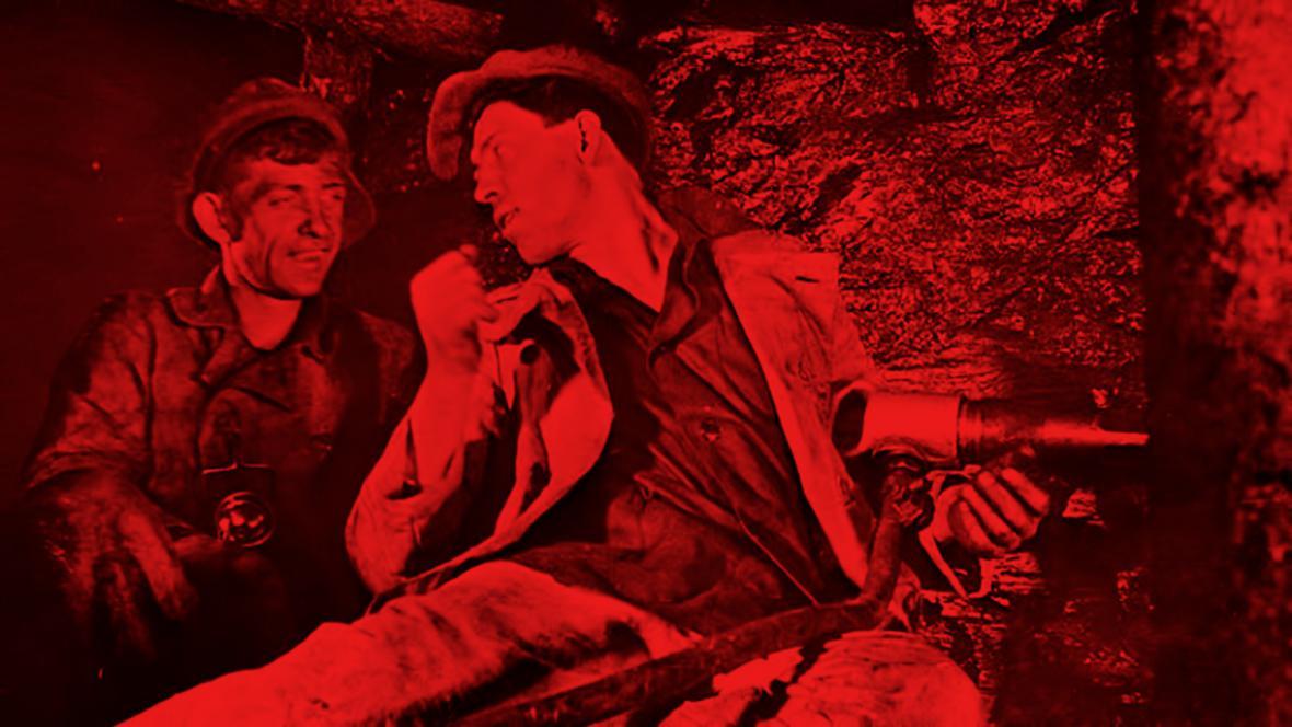 Sovětský hrdina práce Alexej Stachanov