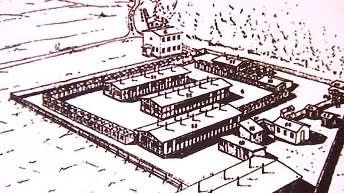 Koncentrační tábor v Letech