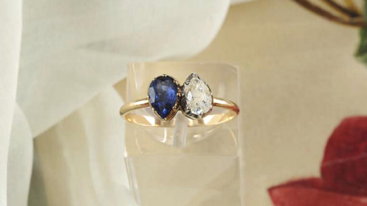 Napoleonův prsten pro Josefínu