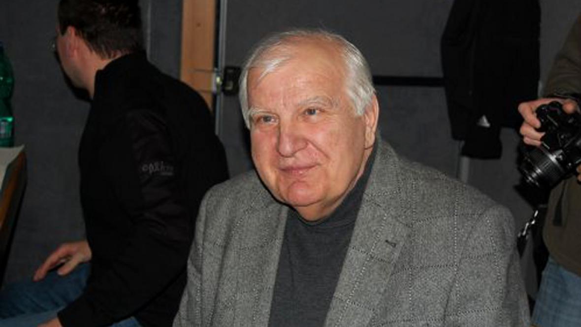 Šéfredaktor RS Otakar Černý