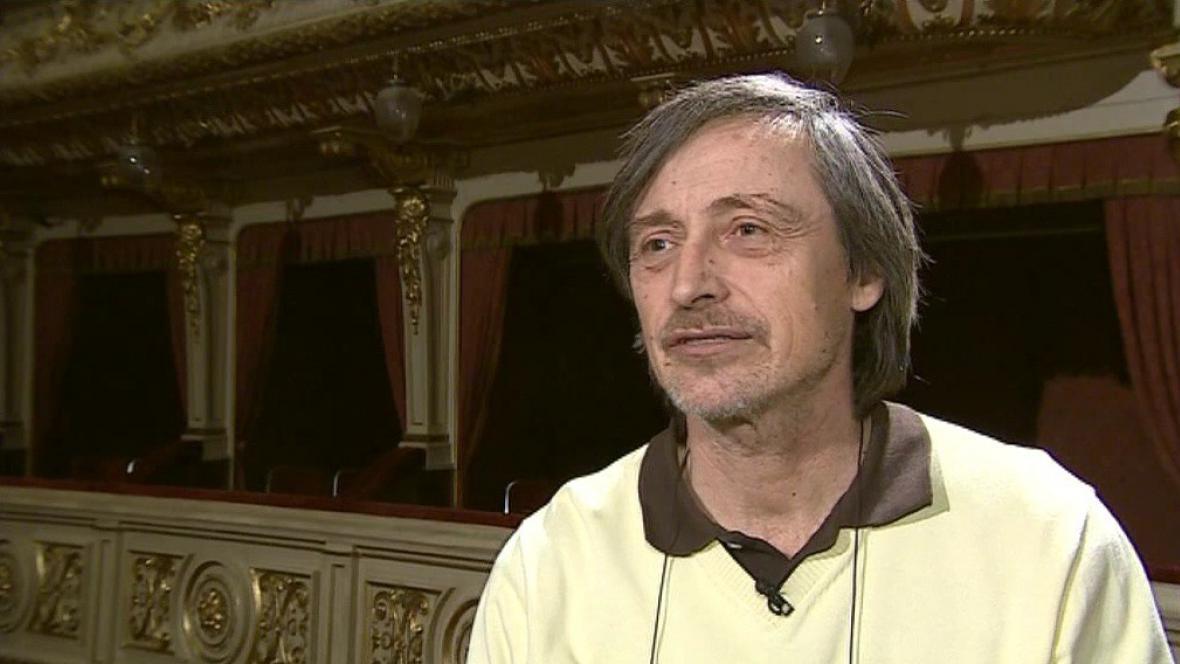 O divadelní hře Králova řeč hovoří režisér Martin Stropnický