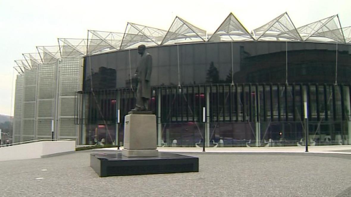 Kongresové centrum ve Zlíně