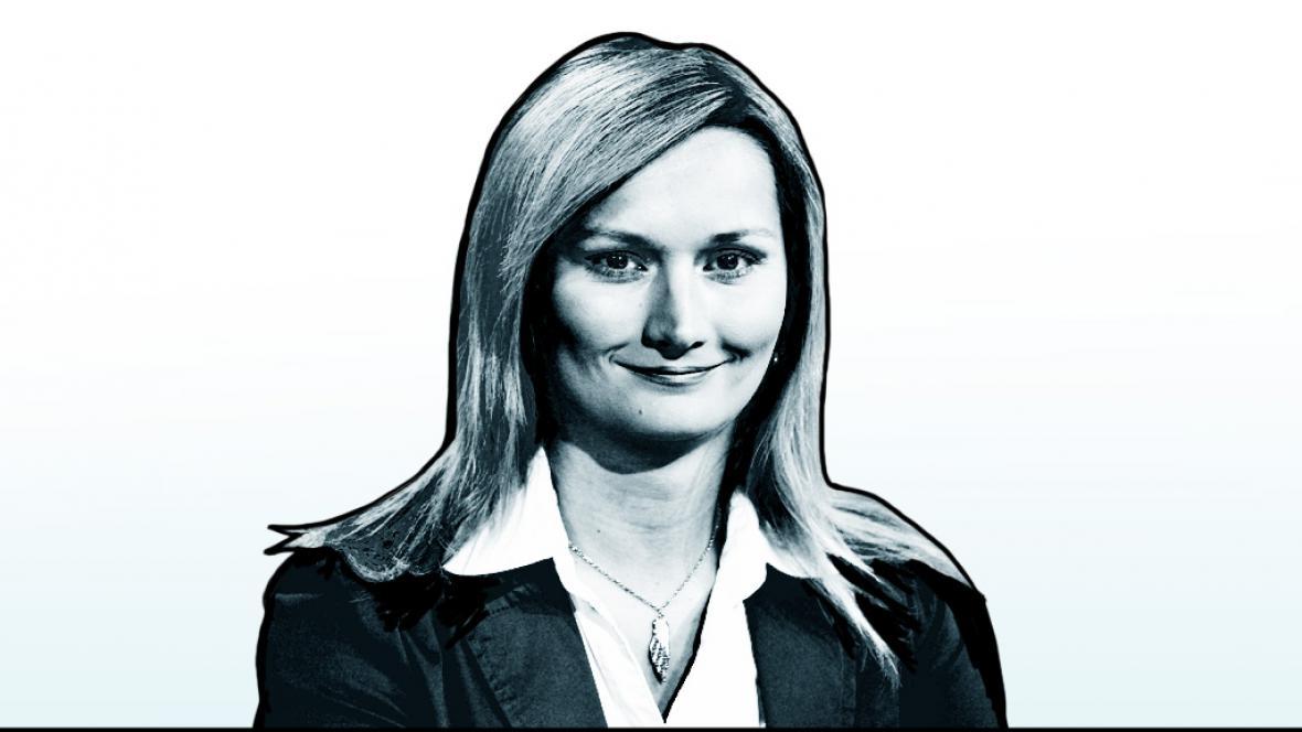 Martina Lustigová