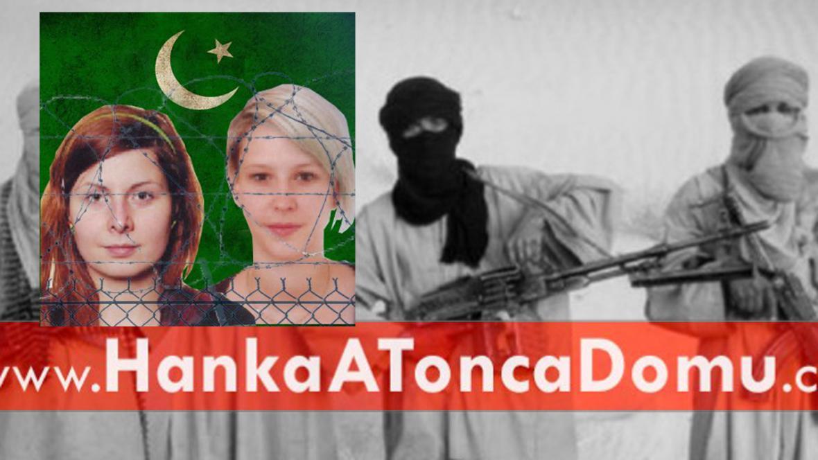 V Pákistánu byly uneseny dvě Češky