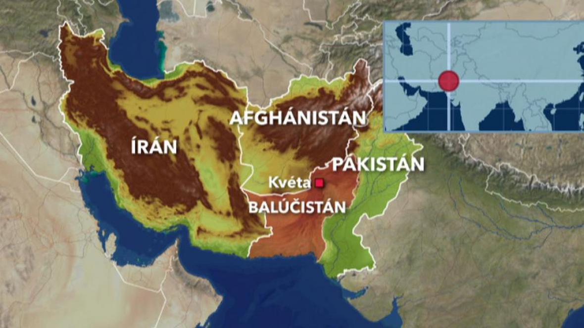 Provincie Balúčistán