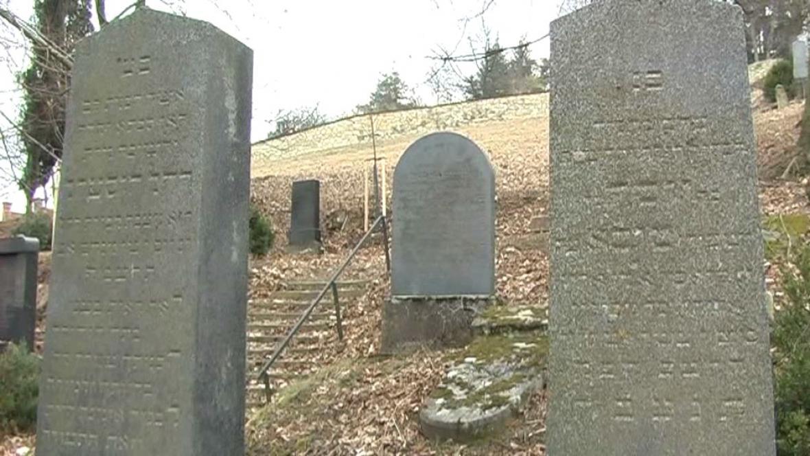 Židovský hřbitov v Boskovicích