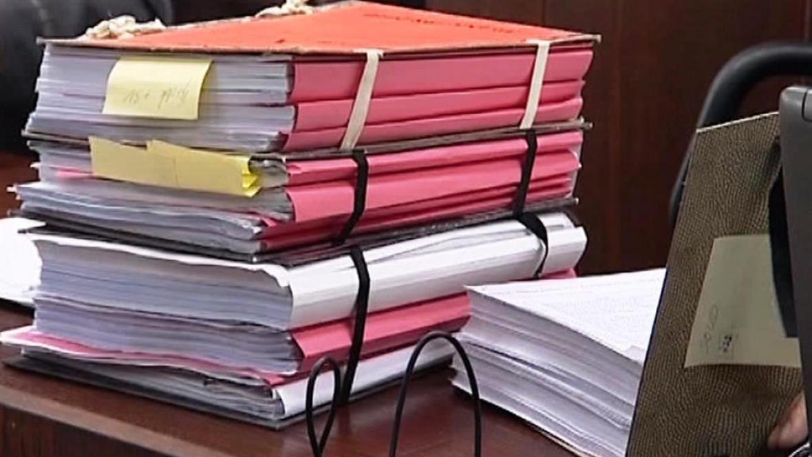 Soudní spisy