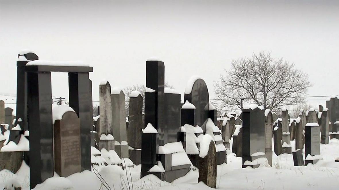 Židovský hřbitov v Holešově