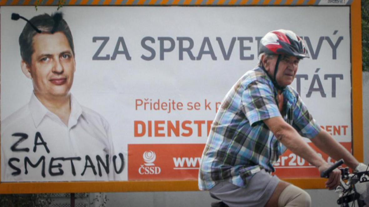Tykadla na billboardech