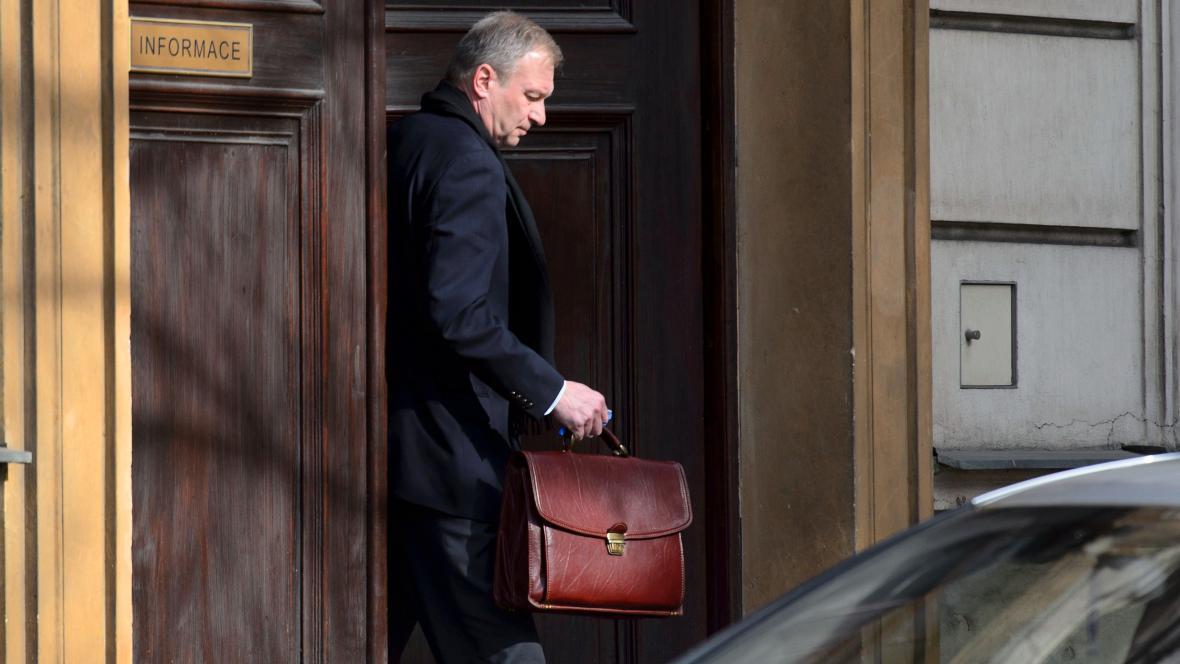 Vlastimil Picek odchází z Úřadu vlády