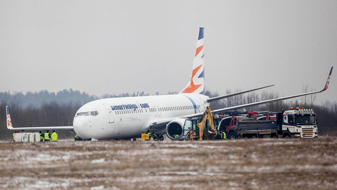 Nehoda českého letadla v Polsku