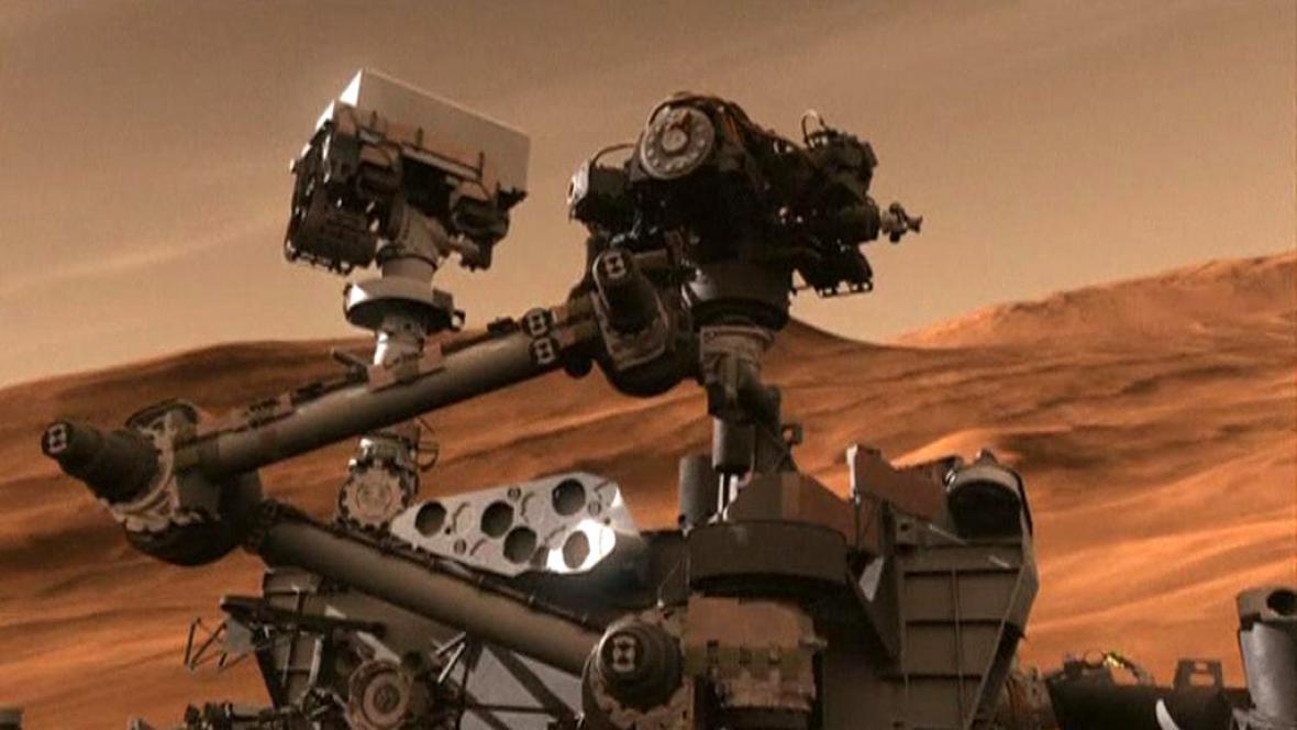 Sonda Curiosty