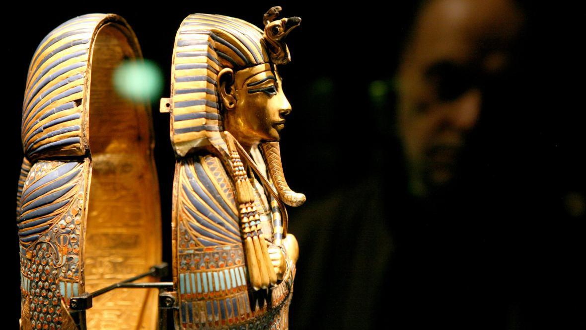 Faraón Tutanchamon
