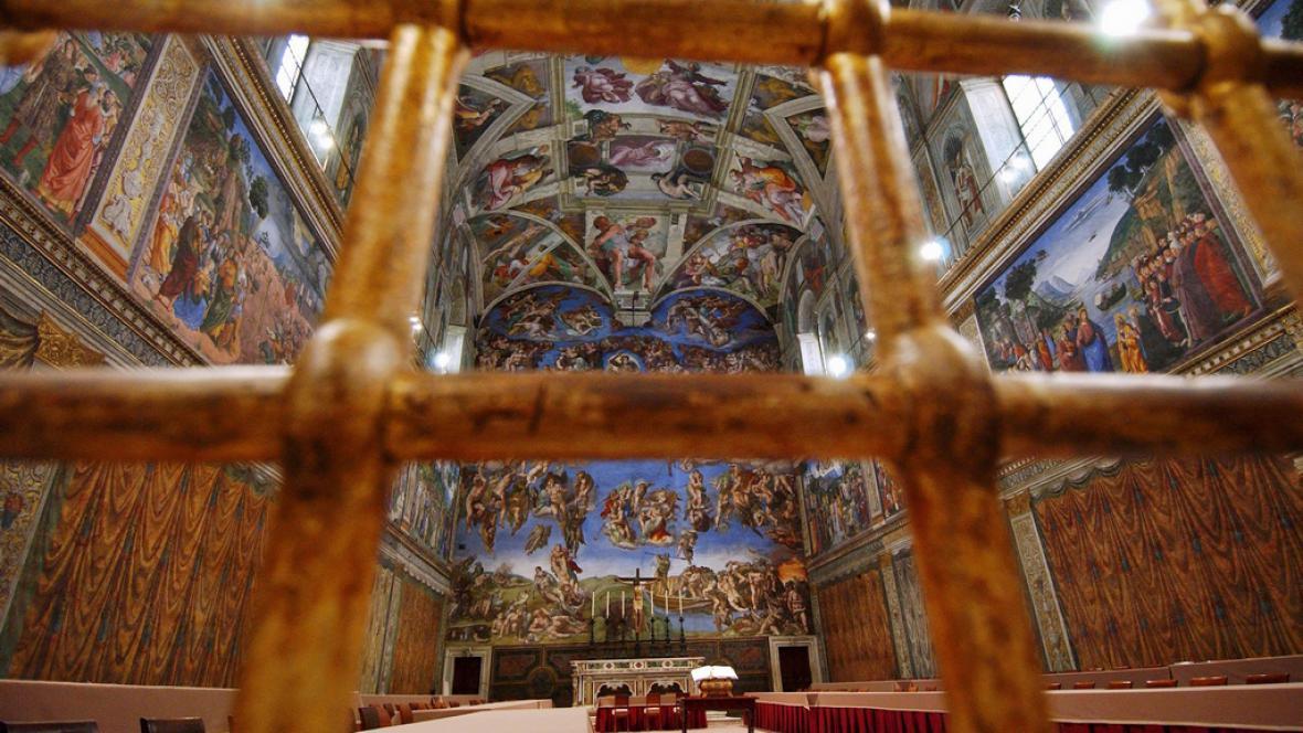 Sixtinská kaple
