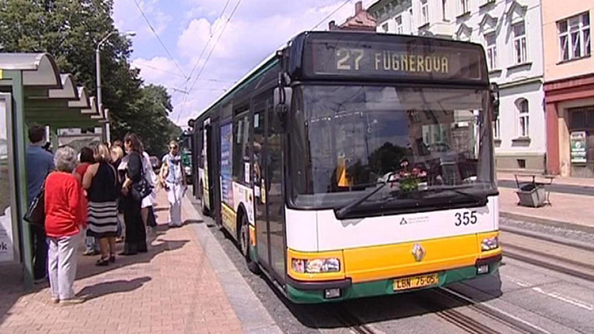 Liberecká MHD